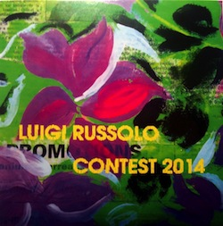 Luigi Russolo Contest COVER ART FULL