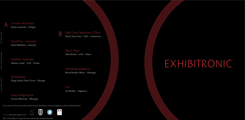 exhibitronic cover
